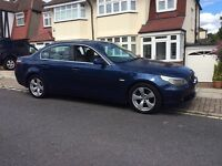Bmw 5 series 2004 model 525 diesel great spec fully loaded drives perfect don't miss out !!!