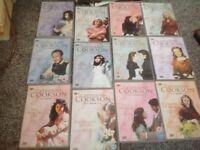 Catherine Cookson DVD x 12