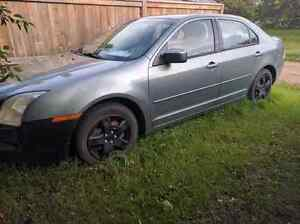 2006 Ford fusion for parts