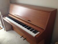 Challen Overstrung Upright Piano
