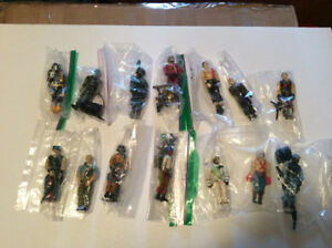 gi joe fig lot