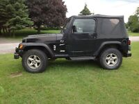 2002 Jeep Wrangler Other