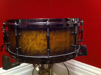Custom Drums and Raw Shells