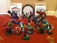 PS3 skylanders bundle plus games take a look bargin