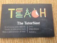 Transfer tutoring available
