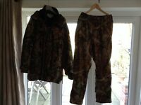 Whitewater Advantage timber camouflage suit jacket trousers shooting