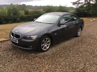 BMW 320 2.0TD auto 2008 SE,2 door diesel Auto coupe,Xenons,Bluetooth