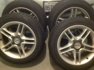Winter Tires Off A BMW 300.00 or Best Offer