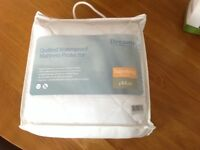 Quilted Waterproof Mattress Protector.