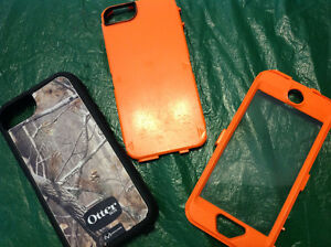I Phone 5 OTTERBOX AND CASE