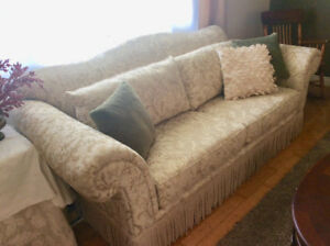 Quality couch and Loveseat