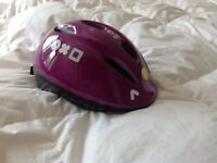 Brand new child's cycle helmet