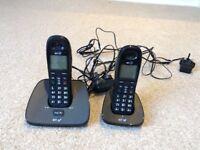 BT 1000 Digital Cordless Phones