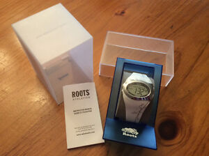 Roots watch - girl's new