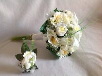 wedding bouquet brand new