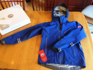 Canada Goose Timber Shell Jacket / Coquille 2016 (MSRP $775)