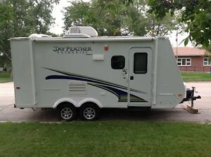 2012 JAYCO Jay Feather Ultra Lite X18D Campbell River Comox Valley Area image 2