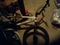 black and white bmx $40