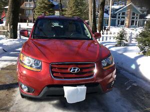 2011 Hyundai Santa Fe Limited SUV, Crossover