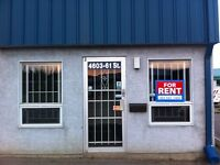 Available July 1 Great Location Riverside light industrial