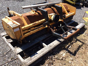 7ft Trackless PTO Flail Mower