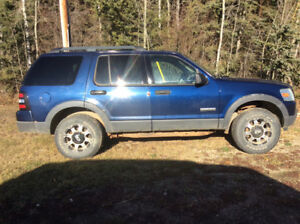 Good used reliable 2006 Ford Explorer for sale