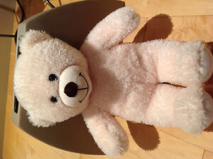 Build a Bear - cream with outfit Kitchener / Waterloo Kitchener Area image 2