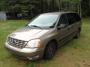 2004 Ford Freestar Minivan, new price $500.00