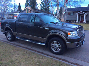 2006 Ford F-150 Pickup Truck Prince George British Columbia image 2