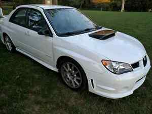 2006 Subaru STI 445whp 15,447 original KMS. 1 owner.