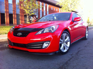 genesis coupe 2012, 3.8gt 52000kms