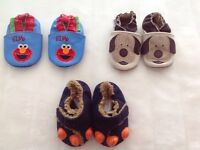 For Sale: Size 0-3 Month Shoes