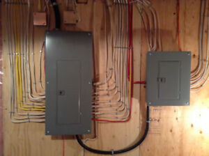 Red Seal Electrician, ..Great Rates,.. Free Quotes.. 214-2638