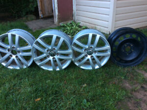 Volkswagen Golf Rims