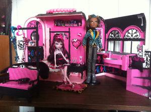 Poupées Monster High a vendre en duo à 20$