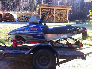 2003 RMK 700 for parts(blown engine)Need Gone Make me an offer