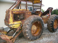 Hough Skidder