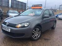 Volkswagen Golf 2.0TDI CR ( 110ps ) 2009MY SE **FINANCE AVAILABLE** **WARRANTY**