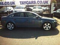 2006 STUNNING AUDI A4 SLINE 140 TDI FULL 12MONTHS MOT £4450