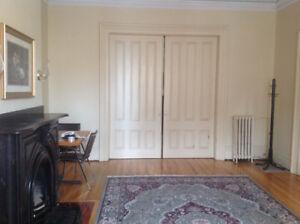 Furnished main floor  apartment  close to uptown Saint John