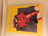 """Formula One Yearbook 2000-2001 """" The International Grand Prix annual"""""""