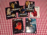 The Shield - Complete 7 Series on DVD