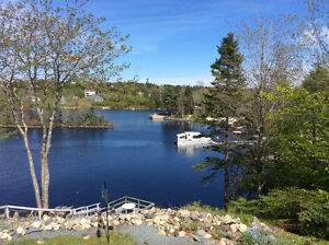 Secluded Waterfront on Porters Lake