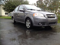 2008 CHEV AVEO SPORT LOADED SUNROOF 80k INSPECTED REDUCED $3500