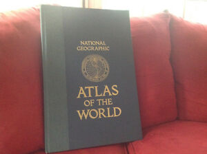 ATLAS OF THE WORLD West Island Greater Montréal image 1
