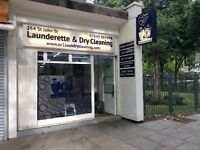 Laundrette assistant