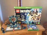 Lego Dimensions Xbox one Starter pack £40
