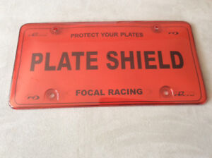 Licence PLATE Covers Standard Fit $8 each, 2 for $15