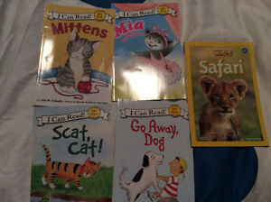 I Can Read/Early Reader Books