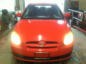 2007 Hyundai Accent GS Hatchback ONLY $2999 CLEARANCE SPECIAL